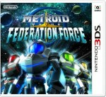 Metroid Prime Federation Force cover