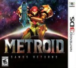 Metroid: Samus Returns cover