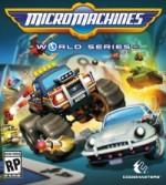 Micro Machines World Seriescover
