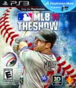 MLB 11 The Show cover