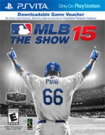 MLB 15: The Show cover
