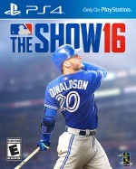 MLB The Show 16 cover
