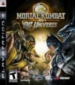 Mortal Kombat vs. DC Universe cover