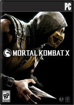 Mortal Kombat X cover