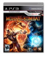 Mortal Kombatcover