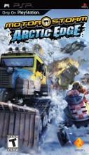 MotorStorm: Arctic Edge cover
