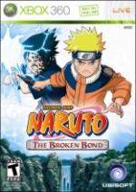 Naruto The Broken Bond cover