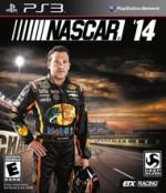 NASCAR '14 cover