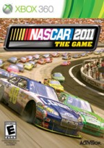 NASCAR The Game 2011 cover