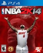 NBA 2K14cover