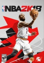NBA 2K18cover