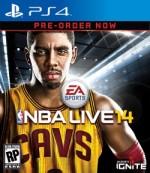 NBA Live 14 cover