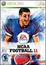 NCAA Football 11 cover