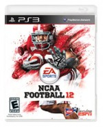 NCAA Football 12cover