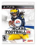 NCAA Football 14cover