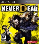 Neverdead cover