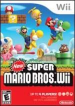 New Super Mario Bros. Wii cover