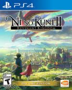 Ni no Kuni II: Revenant Kingdom cover