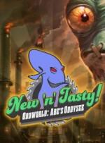 Oddworld: New 'n' Tasty cover