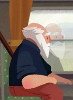 Old Man's Journey cover