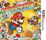 Paper Mario: Sticker Star cover