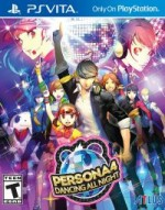 Persona 4: Dancing All Night cover