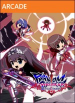 Phantom Breaker: Battle Grounds cover