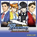 Phoenix Wright: Ace Attorney – Dual Destinies cover