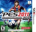 Pro Evolution Soccer 2011 cover