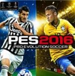 Pro Evolution Soccer 2016 cover