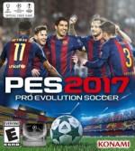 Pro Evolution Soccer 2017 cover