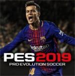 Pro Evolution Soccer 2019 cover