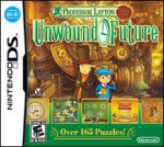 Professor Layton and the Unwound Future cover