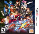 Project X Zone cover