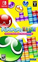 Puyo Puyo Tetris cover
