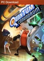 Quantum Conundrumcover