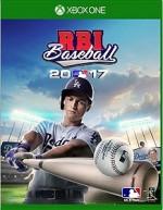 R.B.I. Baseball 17 cover