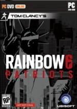 Rainbow 6 Patriotscover