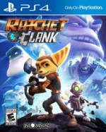 Ratchet & Clank cover