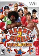 Ready 2 Rumble: Revolution cover