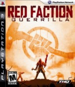Red Faction: Guerrillacover