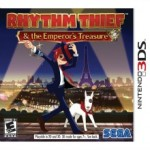 Rhythm Thief and the Emperor's Treasure cover