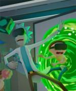 Rick and Morty Simulator: Virtual Rick-ality cover