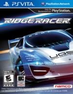 Ridge Racer cover