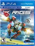 RIGS Mechanized Combat League cover
