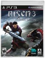 Risen 3: Titan Lords cover