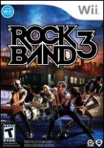 Rock Band 3 cover