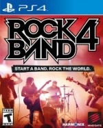 Rock Band 4cover