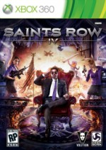 Saints Row IVcover