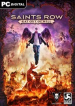 Saints Row: Gat Out of Hell cover